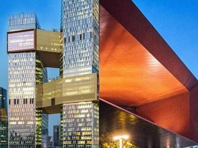 今天武汉和深圳是一个框架!