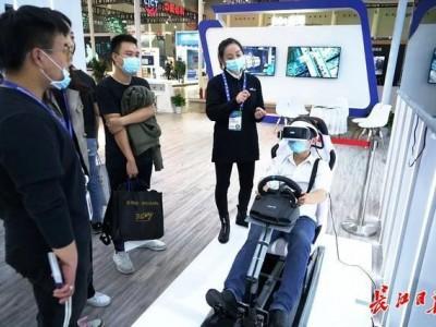 """虚拟购物在手机进入地铁站""""毫无意义""""的交通武汉电气博览会""""智能生活""""加速"""