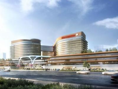 一个月内,洪山两大医院开工建设,武汉所有中心城市都有三甲综合医院。