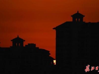 2021、武汉第一缕阳光|图集。
