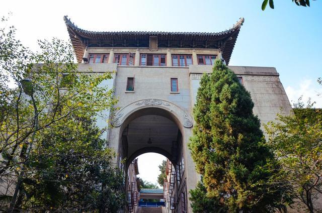 为什么学校都能成旅游景点?看看武汉大学就知道了! 第8张