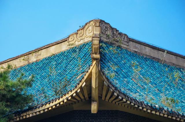 为什么学校都能成旅游景点?看看武汉大学就知道了! 第5张