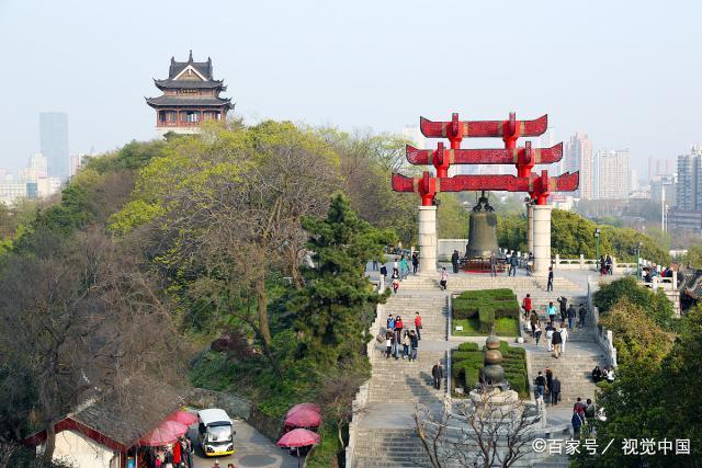 一年一度春风劲,武汉春天最相忆 第2张