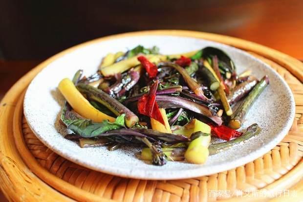 武汉旅行最好吃的蔬菜,竟出自千年皇家古寺,连慈禧都很喜爱 第7张
