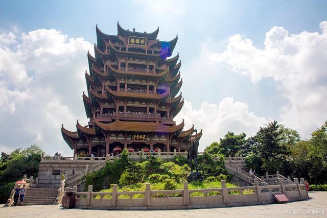 等疫情结束,我们找个好天气,再去武汉旅游一次可好? 第4张
