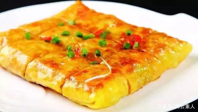 美食系列之武汉三鲜豆皮