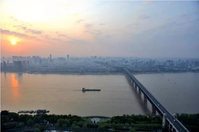 这就是今天早上的武汉! 第7张