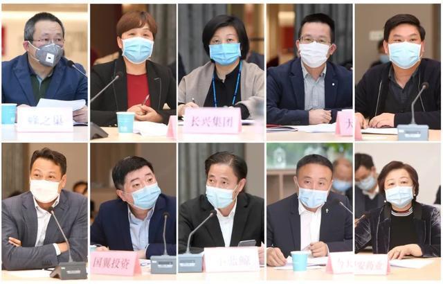 王忠林与民企负责人座谈:纾困解难,提振信心,促进经济持续健康发展 第5张