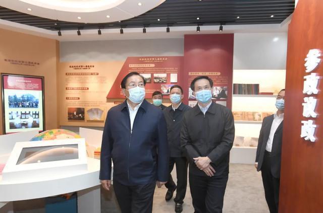 王忠林走访市人大常委会市政府市政协机关 推动武汉经济社会疫后重振 第5张