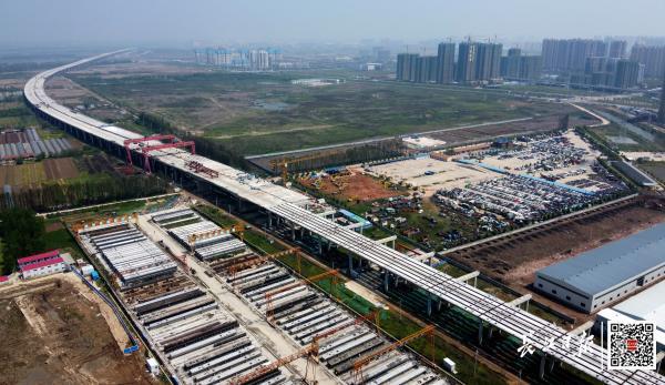 聚焦|武汉全面恢复八大交通重点项目建设,快递营业网点复工率超95% 第2张