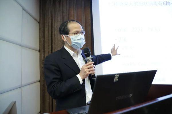 """拿着""""放大镜""""找漏洞!这位传染病专家,跑遍武汉新冠病人收治医院 第1张"""