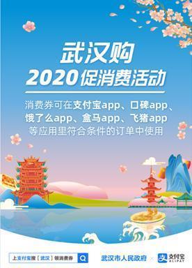 武汉将发放23亿消费券,4月19日首期7200万元将在这里领取 第9张