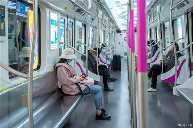 武汉地铁恢复全线网运行 第3张