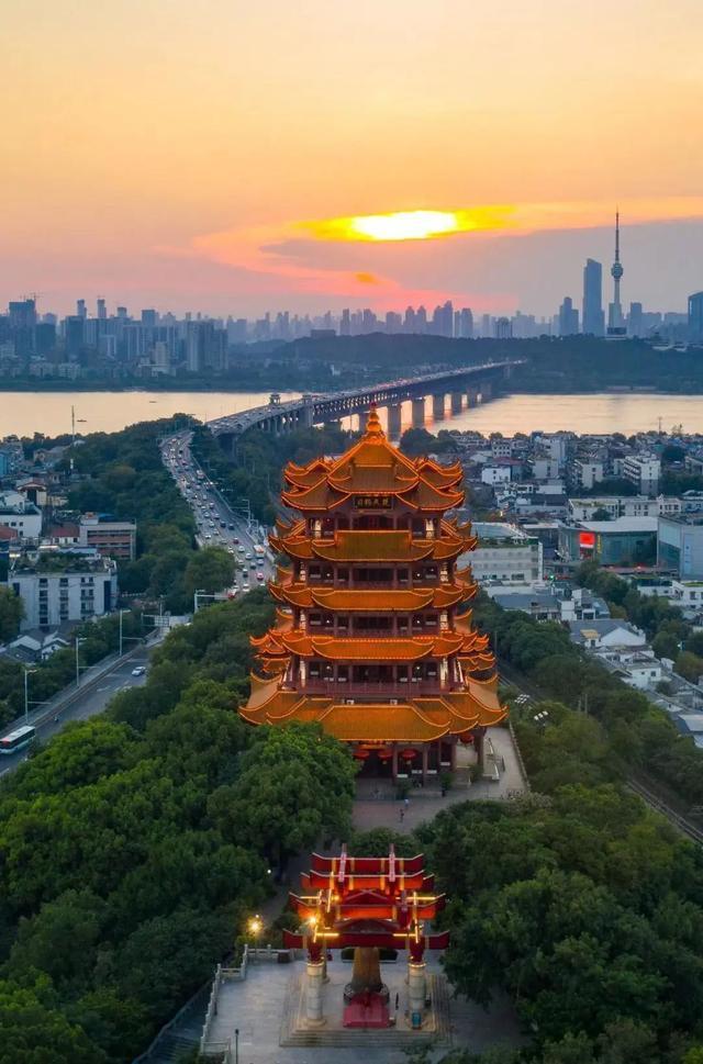 Hi~好久不见,武汉这些景点、公园陆续开放 第3张