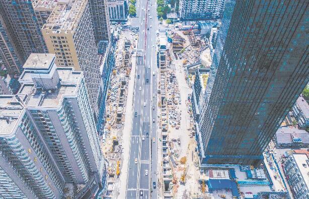 中建三局总承包公司,火神山逆行者打响经济发展战 第1张