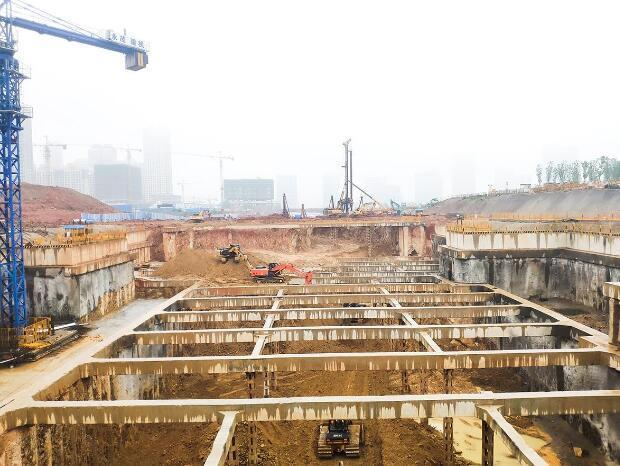 中建三局总承包公司,火神山逆行者打响经济发展战 第3张