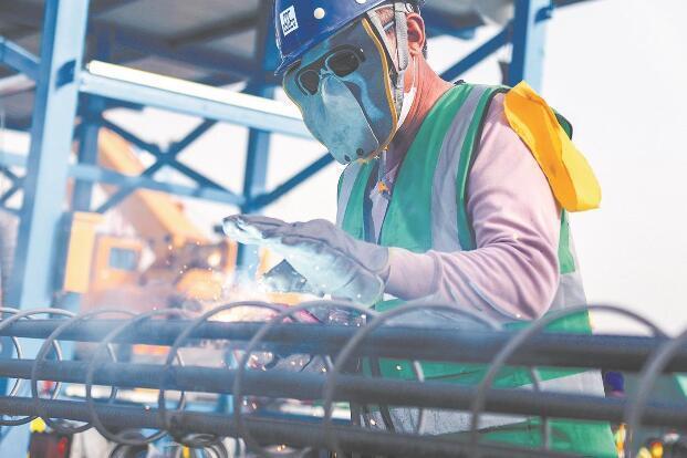 中建三局总承包公司,火神山逆行者打响经济发展战 第4张
