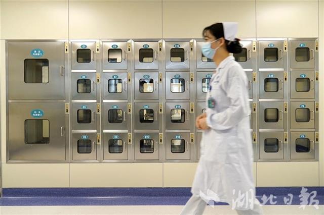 华北地区经营规模较大清洁级别最大骨髓移植病房在汉开启 第3张