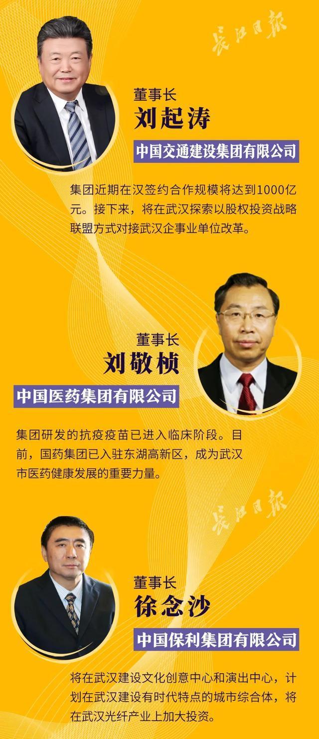 大格局!在武汉,中央企业公会要那么干 第7张