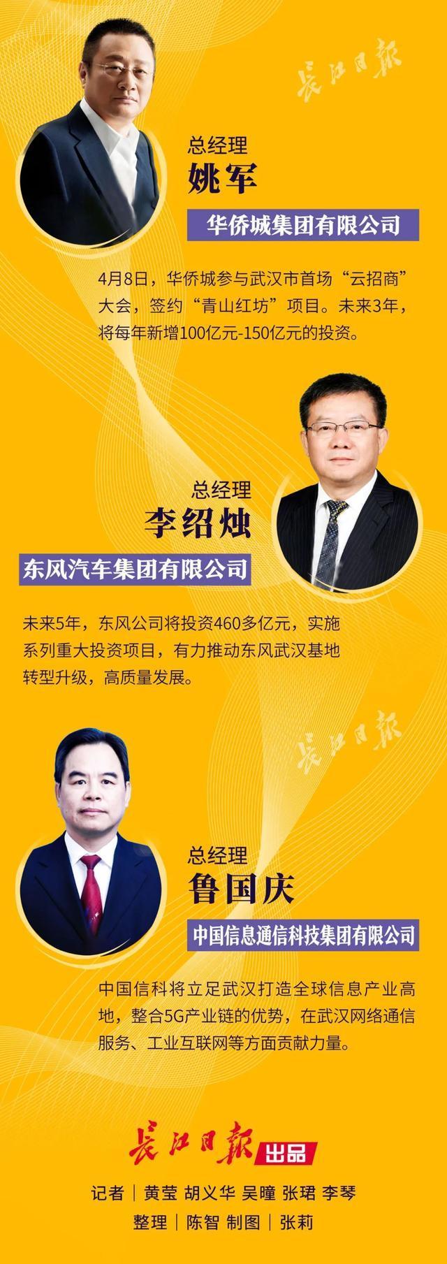 大格局!在武汉,中央企业公会要那么干 第9张