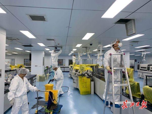 武汉市全部新冠肺炎定点医疗机构修复诊疗纪律 第2张