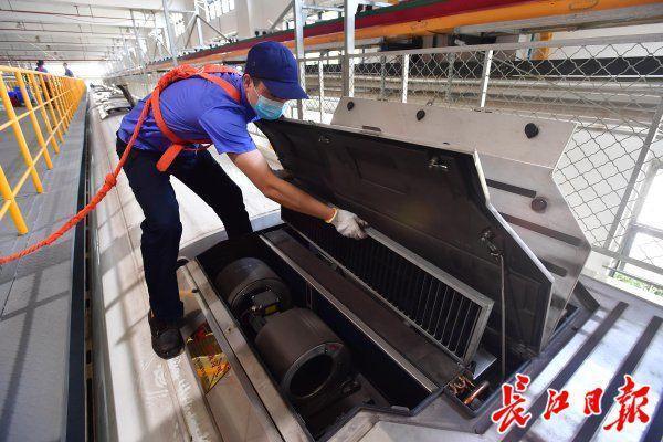 84消毒杀菌滤网、紫外光给气体杀菌,武汉地铁中央空调环境卫生防治那样做 第4张