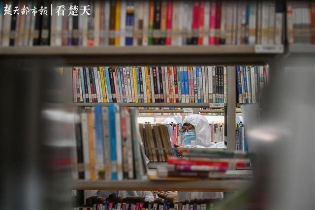 """探索与发现""""武汉市书籍方仓"""" 第5张"""