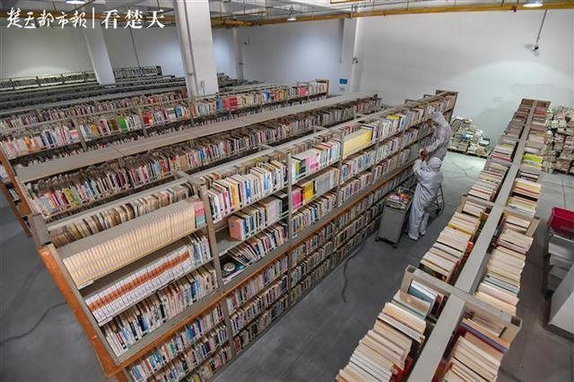 """探索与发现""""武汉市书籍方仓"""" 第6张"""