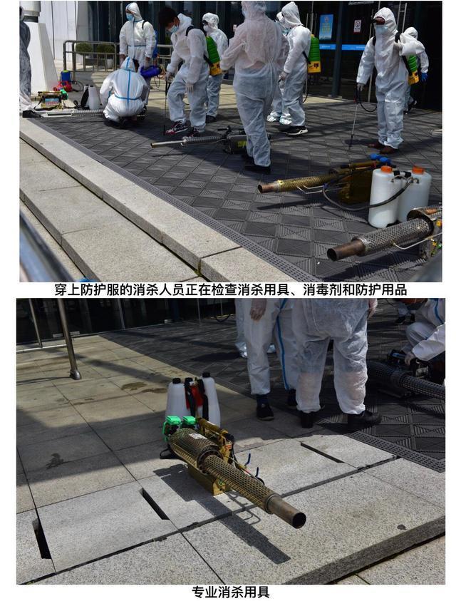 武汉科技馆:全方位消毒,牢筑疫情防控安全性墙 第2张