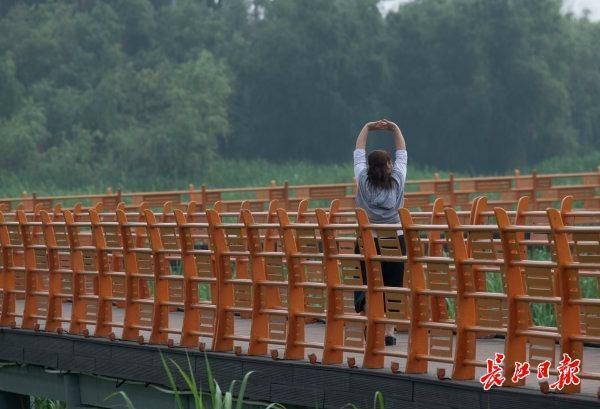 六月武汉市晴热开始,降水略逊一筹 第1张