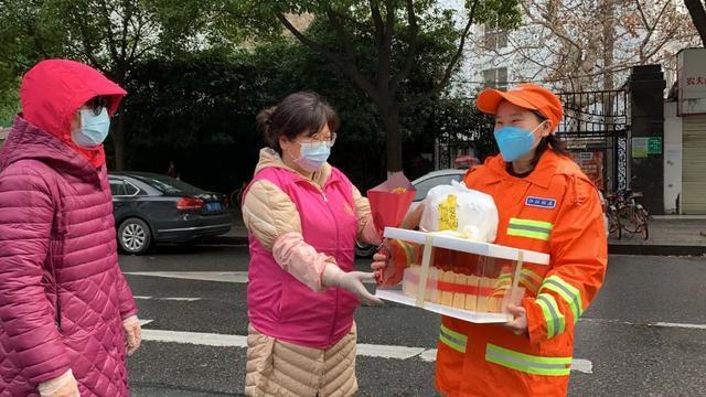"""加薪!住宅、孩子上学也都是有确保!武汉市颁布""""关怀清洁工人十件事实"""" 第4张"""