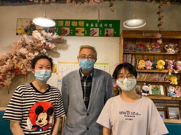 72岁日本老人告知全球:武汉市很安全性,能够 安心来玩了 第1张