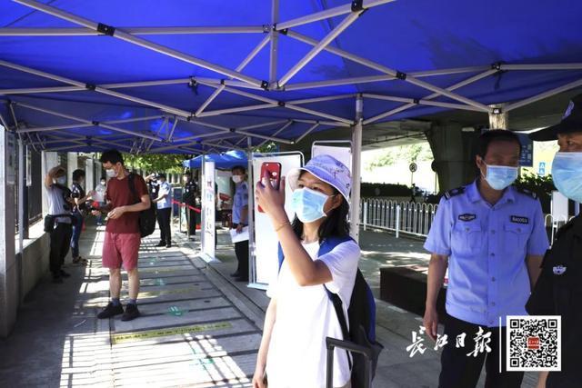 关心|不久,武汉市第一批在校大学生回校! 第12张