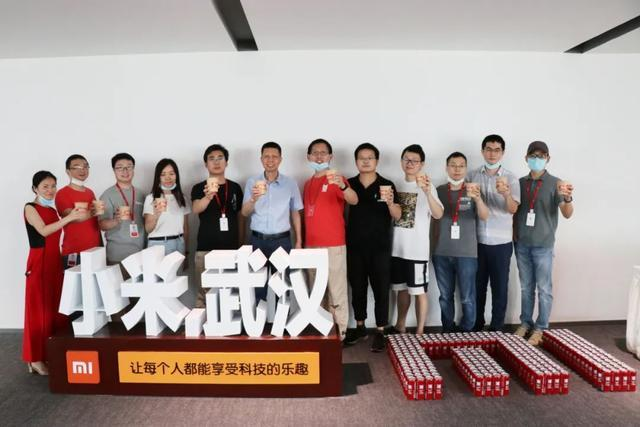 产经|小米武汉总公司新大厦迈入第一批职工,将来要容下10000人 第2张