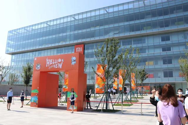 产经|小米武汉总公司新大厦迈入第一批职工,将来要容下10000人 第4张