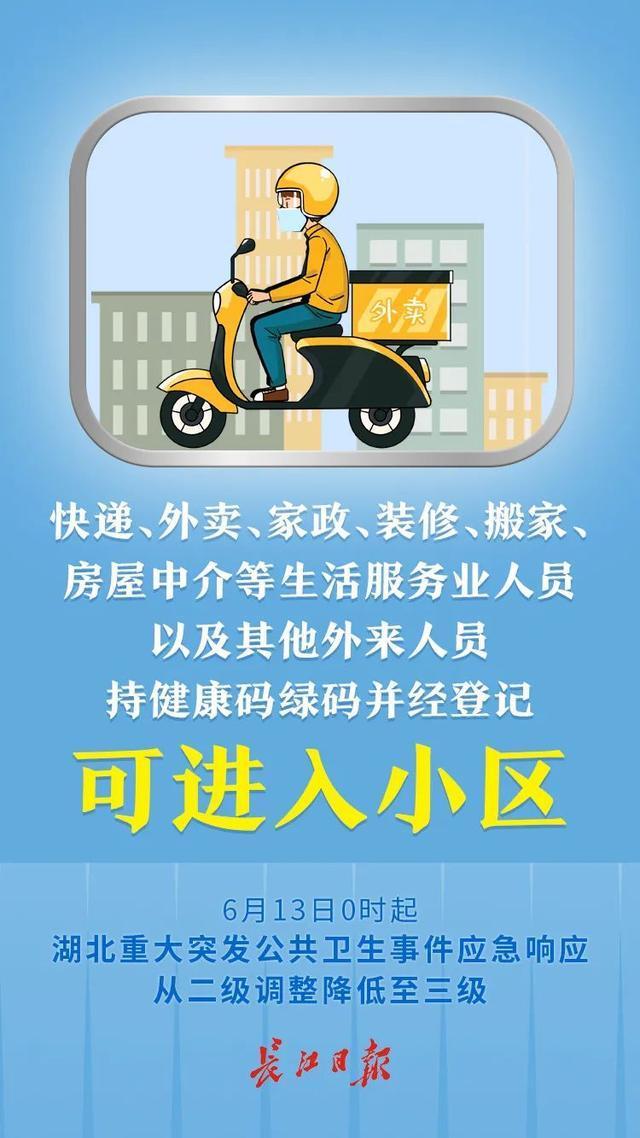 降至三级后武汉市会出现七大转变,这种作法让群众更舒心 第6张