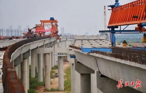 城市建设|公路桥梁基本一部分所有竣工,陈天大路方案十月底全线贯通 第2张