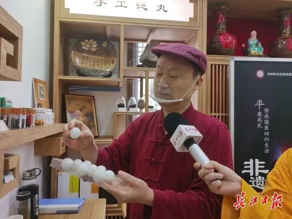 """聚焦点 中央电视台聚焦点武汉市非遗文化百年老字号特色美食:武汉热干面、灌汤包、豆油皮让网民大呼""""看肚子饿了"""" 第4张"""