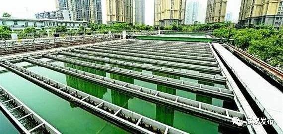 新自来水厂下个月竣工,七十万人的渡夏自来水解决了,还能服务项目长江新城 第1张