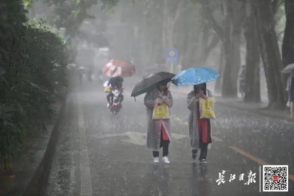 气温|新一轮强降雨将发布!注意防范 第2张