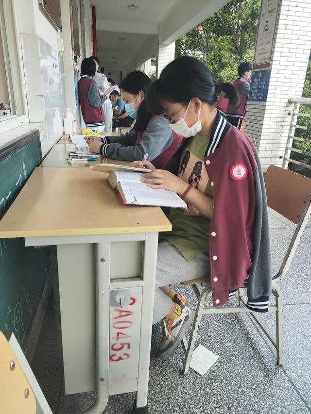 文化教育|努力!武汉市高三学生,向今年高考进行最后的冲刺 第4张