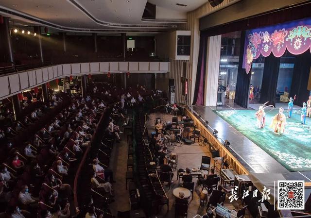 终于等到你!武汉市修复剧院表演 第5张