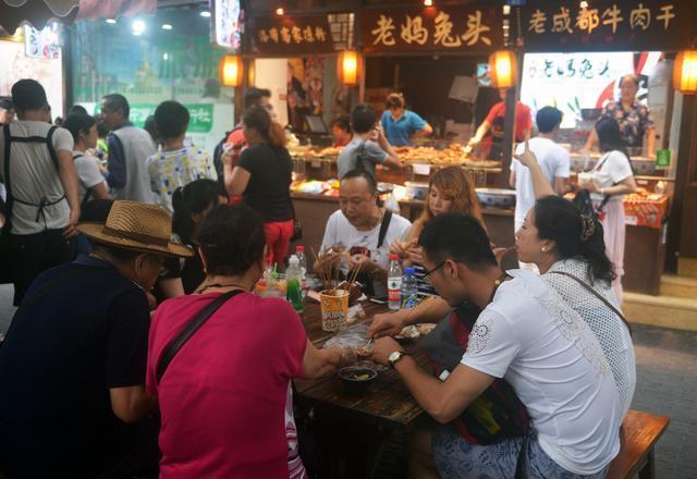 支付宝钱包公布端深夜经济发展汇报:武汉吉庆街晚间交通出行总数同比增长率96% 第1张