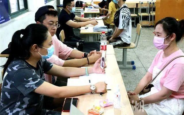 招骋|武汉高校线下推广人才招聘会提温,56家公司出示319一个职位 第4张