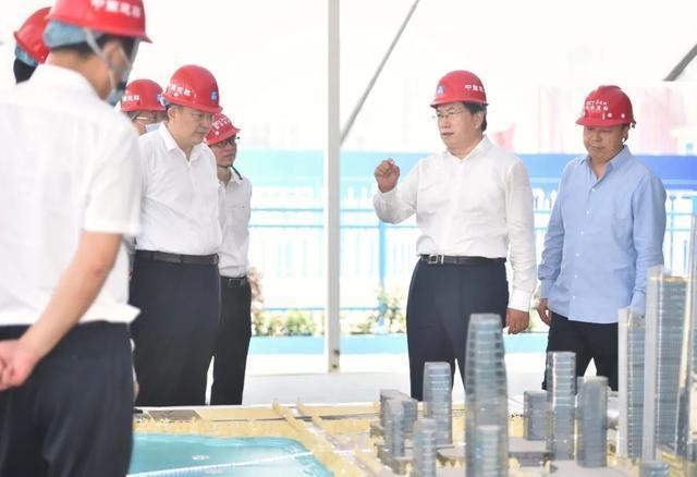 王忠林调查重点项目基本建设:尽早完工投入使用,惠及全省老百姓 第5张