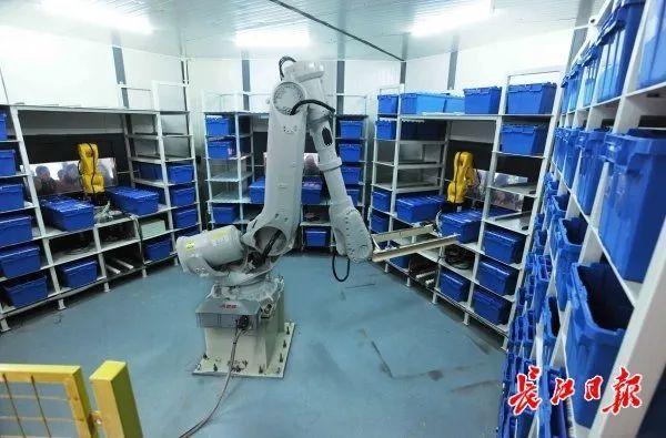 武汉市人工智能技术产业链兴起,制造行业拔尖公司如数在汉设产业园区 第2张