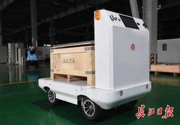 武汉市人工智能技术产业链兴起,制造行业拔尖公司如数在汉设产业园区 第3张
