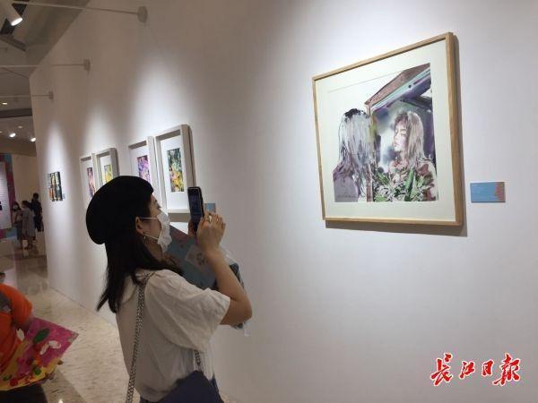 赞美性命之美,《生如夏花艺术展览》揭幕 第4张