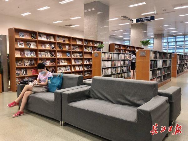 省图书馆上涨进馆总数,双休日国家法定假日可预定进馆3000人 第1张