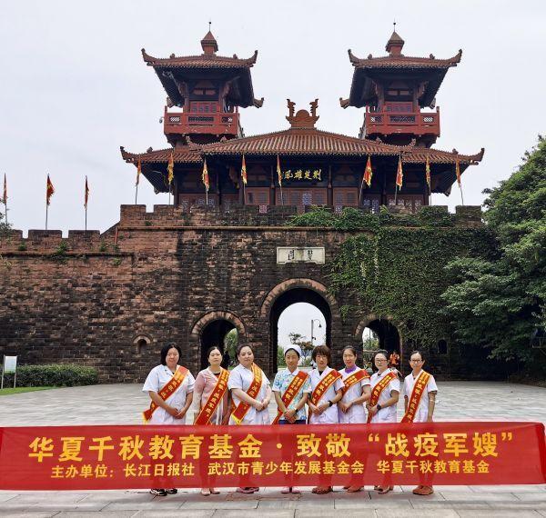 战疫白衣战士重回武汉市,用另一种情绪赏析这座大城市的美 第4张